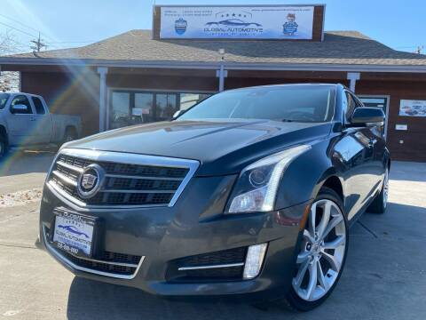 2014 Cadillac ATS for sale at Global Automotive Imports of Denver in Denver CO