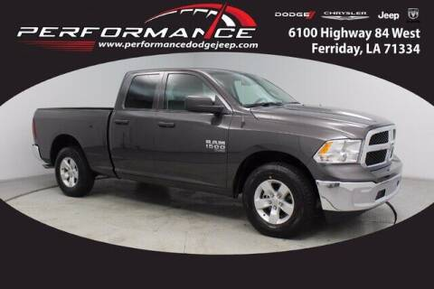 2021 RAM Ram Pickup 1500 Classic for sale at Auto Group South - Performance Dodge Chrysler Jeep in Ferriday LA