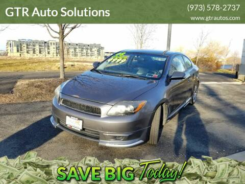 2008 Scion tC for sale at GTR Auto Solutions in Newark NJ
