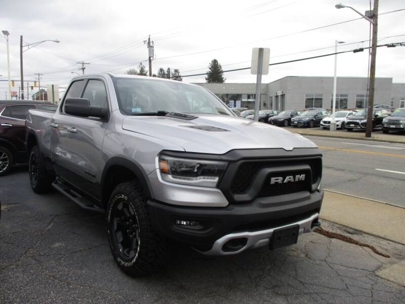 2019 RAM Ram Pickup 1500 for sale at AUTO FACTORY INC in East Providence RI