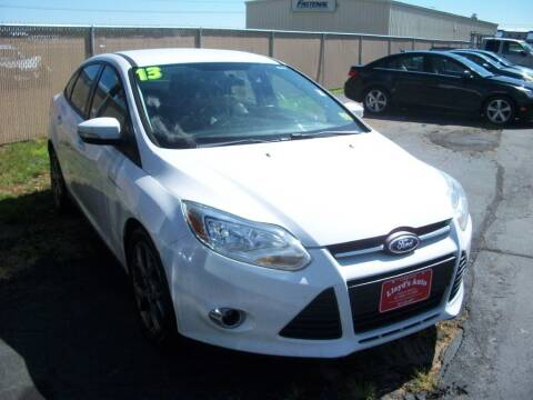 2013 Ford Focus for sale at Lloyds Auto Sales & SVC in Sanford ME