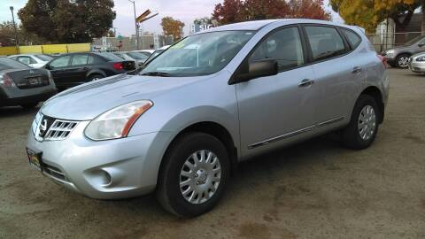 2011 Nissan Rogue for sale at Larry's Auto Sales Inc. in Fresno CA