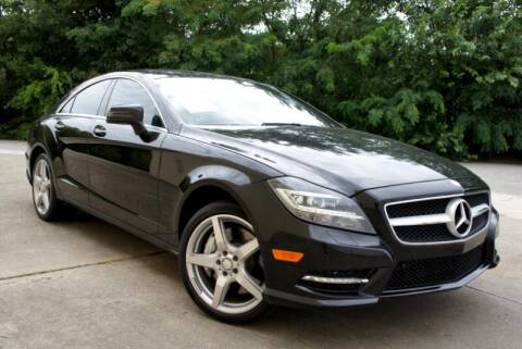 2014 Mercedes-Benz CLS for sale at CU Carfinders in Norcross GA