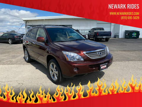 2008 Lexus RX 400h for sale at Newark Rides in Newark IL