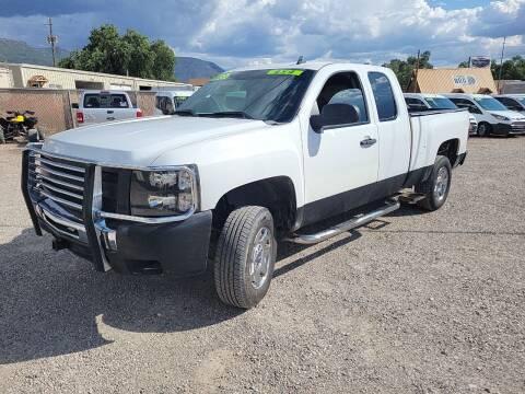 2011 Chevrolet Silverado 1500 for sale at Canyon View Auto Sales in Cedar City UT