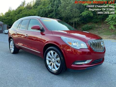 2014 Buick Enclave for sale at Armenia Motors in Seymour TN