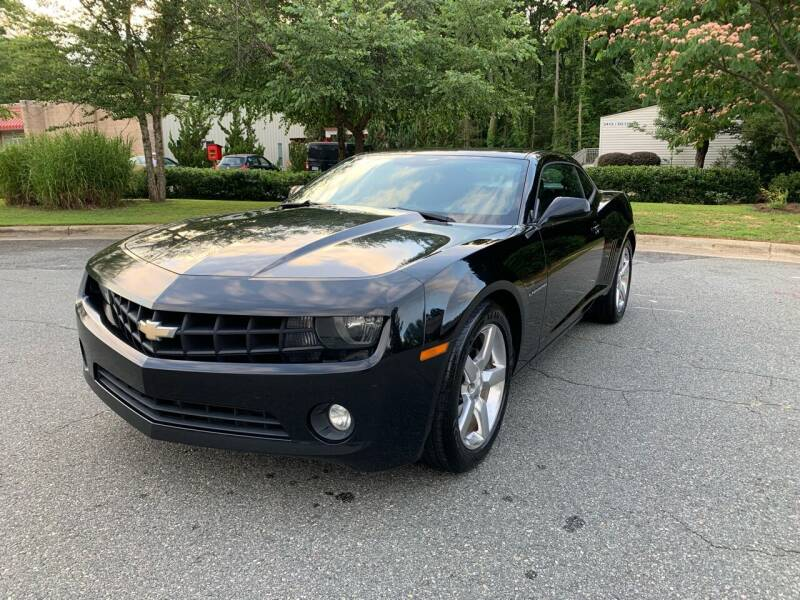 2013 Chevrolet Camaro for sale at Triangle Motors Inc in Raleigh NC