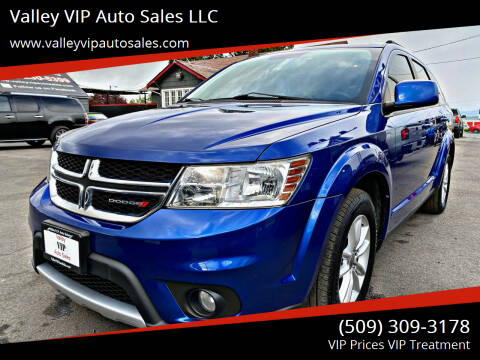 2015 Dodge Journey for sale at Valley VIP Auto Sales LLC in Spokane Valley WA