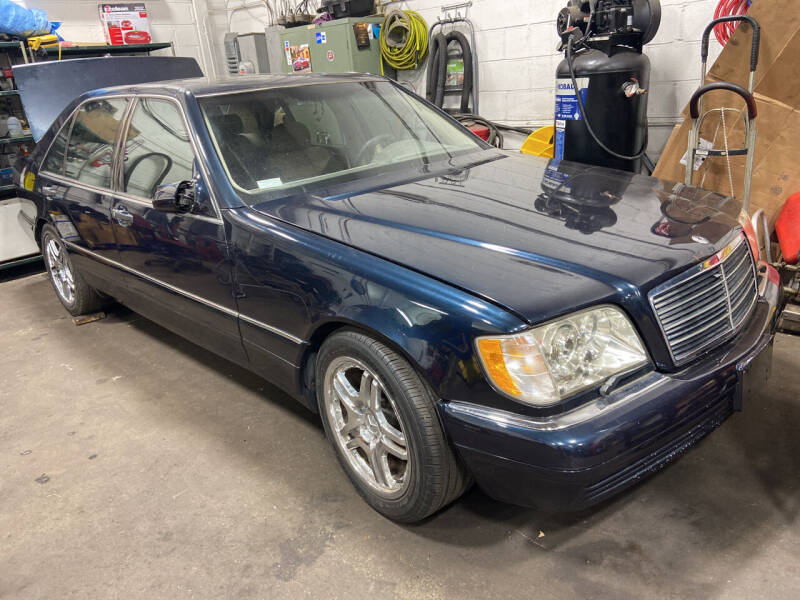 1997 Mercedes-Benz S-Class for sale at Total Package Auto in Alexandria VA