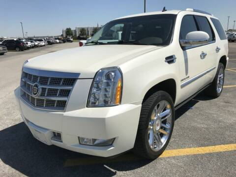 2014 Cadillac Escalade for sale at AMERICAN AUTO COMPANY in Beaumont TX