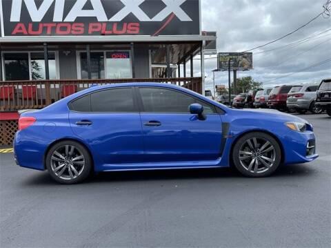 2017 Subaru WRX for sale at Ralph Sells Cars at Maxx Autos Plus Tacoma in Tacoma WA