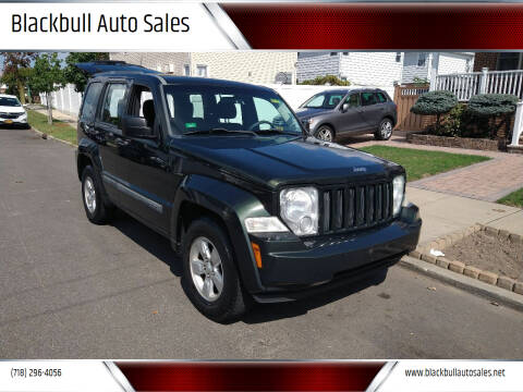 2010 Jeep Liberty for sale at Blackbull Auto Sales in Ozone Park NY