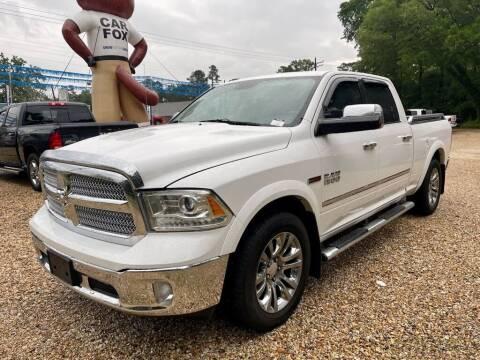 2015 RAM Ram Pickup 1500 for sale at Southeast Auto Inc in Walker LA