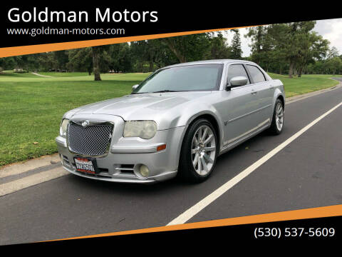 2007 Chrysler 300 for sale at Goldman Motors Corp in Stockton CA