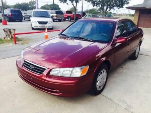 2001 Toyota Camry for sale at John 3:16 Motors in San Antonio TX