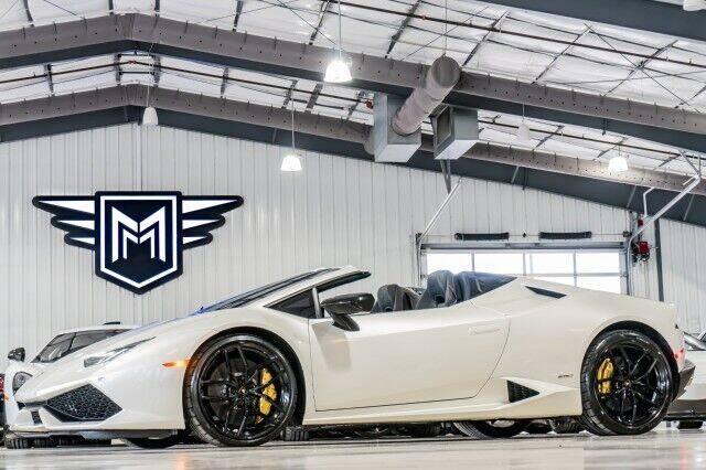2017 Lamborghini Huracan for sale in Boerne, TX