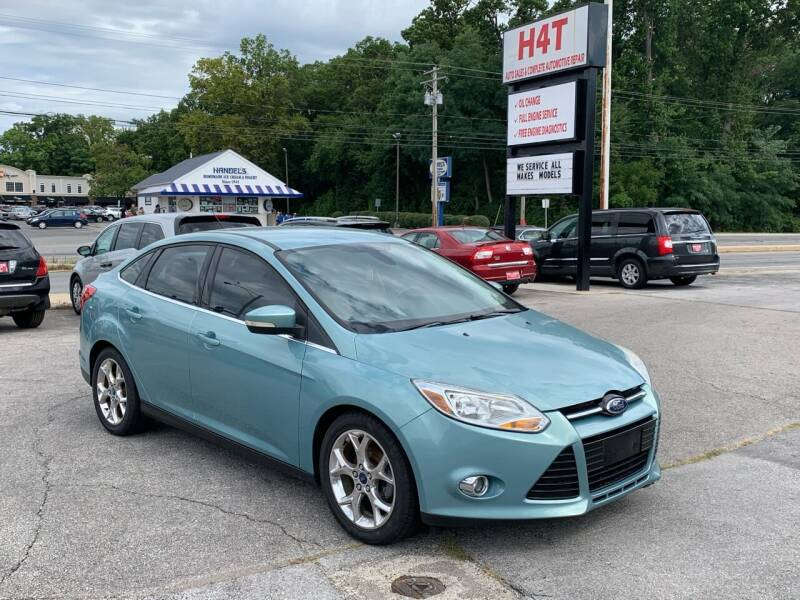2012 Ford Focus for sale at H4T Auto in Toledo OH