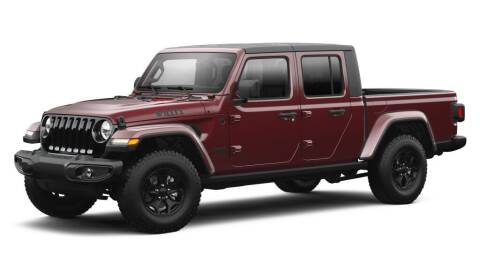 2021 Jeep Gladiator for sale at Herman Jenkins Used Cars in Union City TN