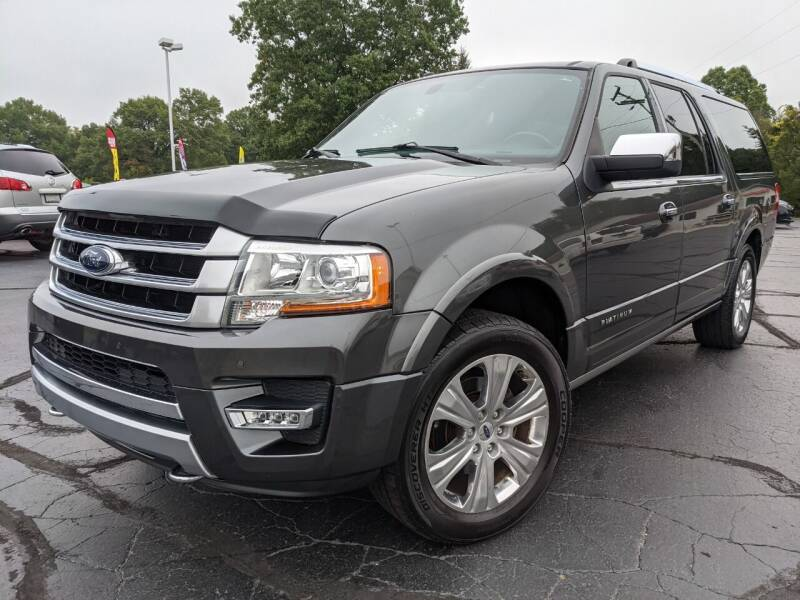 2015 Ford Expedition EL for sale at West Point Auto Sales in Mattawan MI
