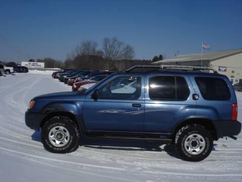 2000 Nissan Xterra for sale at North Star Auto Mall in Isanti MN
