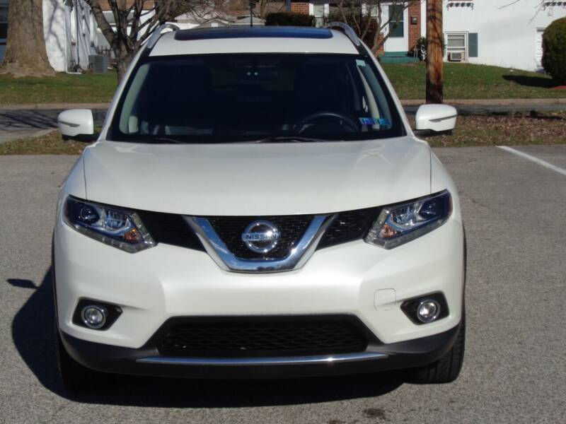 2015 Nissan Rogue for sale at MAIN STREET MOTORS in Norristown PA