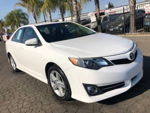 2014 Toyota Camry for sale at Moun Auto Sales in Rio Linda CA