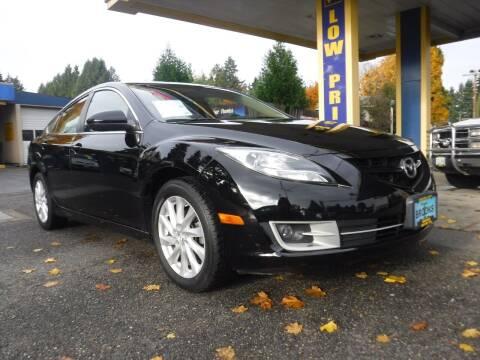 2012 Mazda MAZDA6 for sale at Brooks Motor Company, Inc in Milwaukie OR