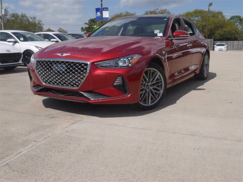 2020 Genesis G70 for sale at Metairie Preowned Superstore in Metairie LA