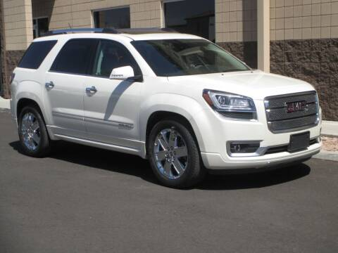 2015 GMC Acadia for sale at COPPER STATE MOTORSPORTS in Phoenix AZ