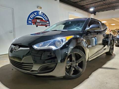 2015 Hyundai Veloster for sale at Italy Blue Auto Sales llc in Miami FL