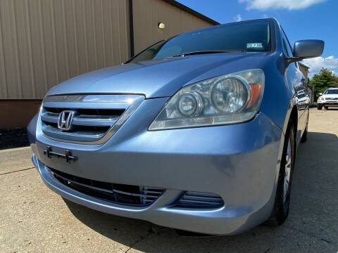 2005 Honda Odyssey for sale at Prime Auto Sales in Uniontown OH
