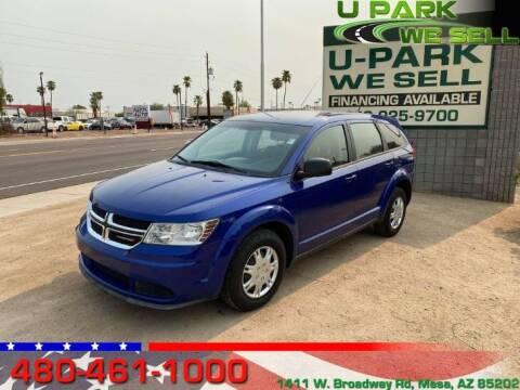 2012 Dodge Journey for sale at UPARK WE SELL AZ in Mesa AZ