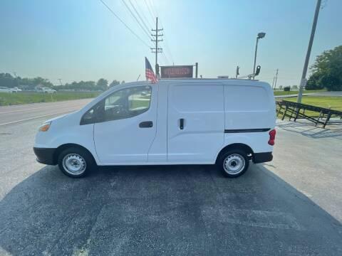 2017 Chevrolet City Express Cargo for sale at MYLENBUSCH AUTO SOURCE in O'Fallon MO