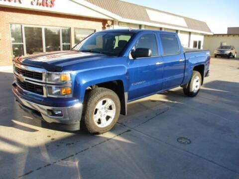2014 Chevrolet Silverado 1500 for sale at Eden's Auto Sales in Valley Center KS