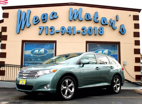 2012 Toyota Venza for sale at MEGA MOTORS in South Houston TX