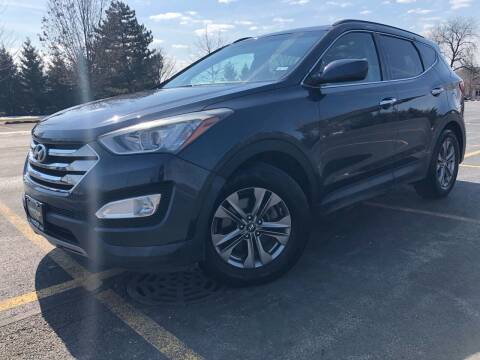 2014 Hyundai Santa Fe Sport for sale at Car Stars in Elmhurst IL