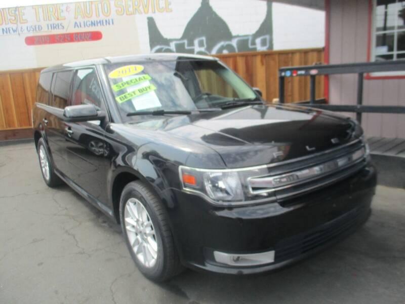 2014 Ford Flex for sale at Quick Auto Sales in Modesto CA