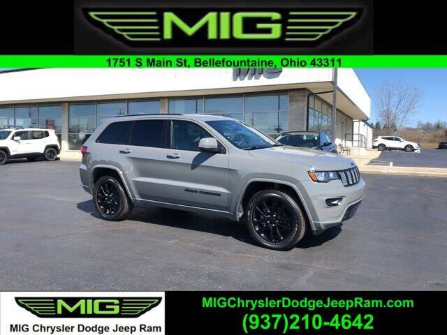 2019 Jeep Grand Cherokee for sale at MIG Chrysler Dodge Jeep Ram in Bellefontaine OH