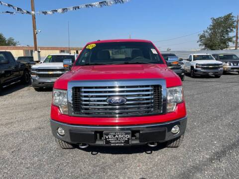 2010 Ford F-150 for sale at Velascos Used Car Sales in Hermiston OR