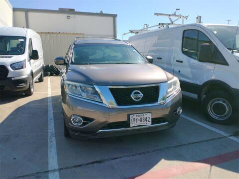 2013 Nissan Pathfinder for sale at Excellence Auto Direct in Euless TX