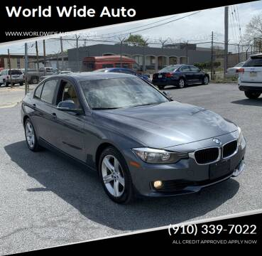 2012 BMW 3 Series for sale at World Wide Auto in Fayetteville NC