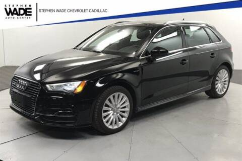 2016 Audi A3 Sportback e-tron for sale at Stephen Wade Pre-Owned Supercenter in Saint George UT