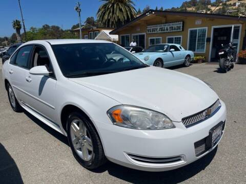 2013 Chevrolet Impala for sale at MISSION AUTOS in Hayward CA