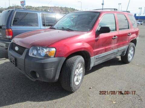 2005 Ford Escape for sale at Auto Acres in Billings MT