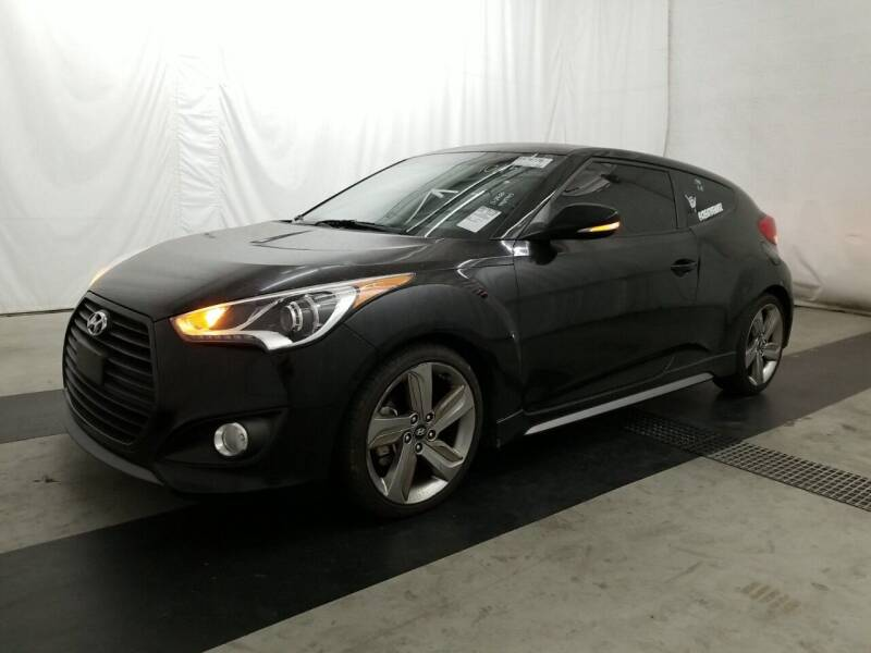 2015 Hyundai Veloster for sale at High Line Auto Sales in Salt Lake City UT