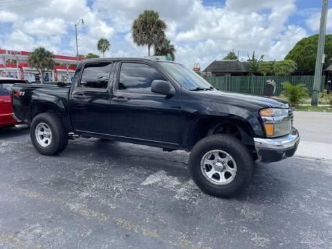 2005 GMC Canyon for sale at Prado Auto Sales in Miami FL