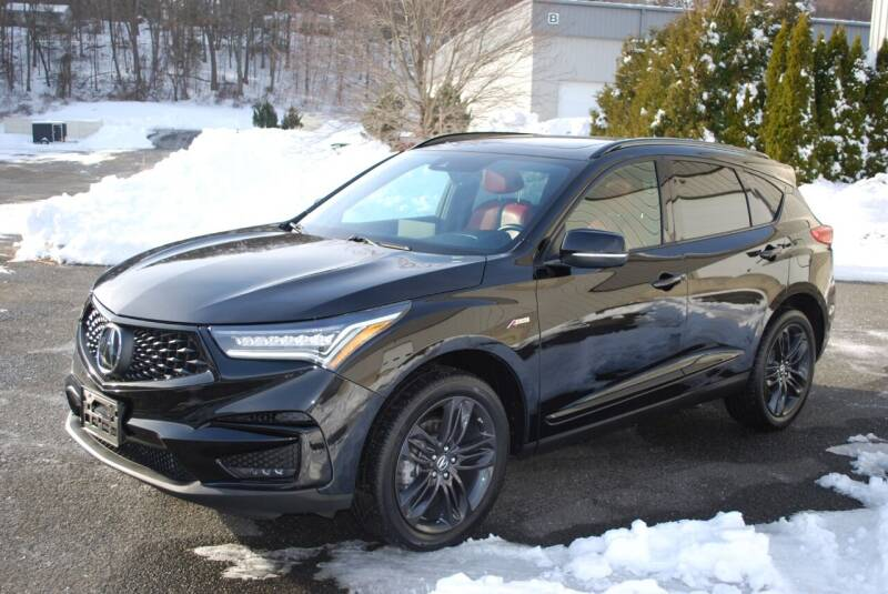 2019 Acura RDX for sale at New Milford Motors in New Milford CT