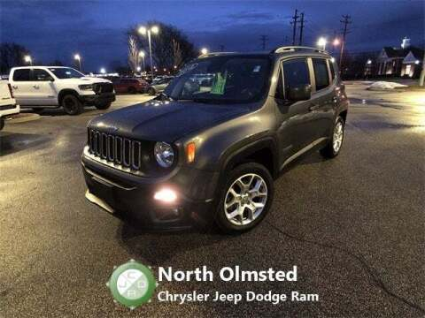2018 Jeep Renegade for sale at North Olmsted Chrysler Jeep Dodge Ram in North Olmsted OH