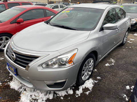2015 Nissan Altima for sale at 5 Stars Auto Service and Sales in Chicago IL