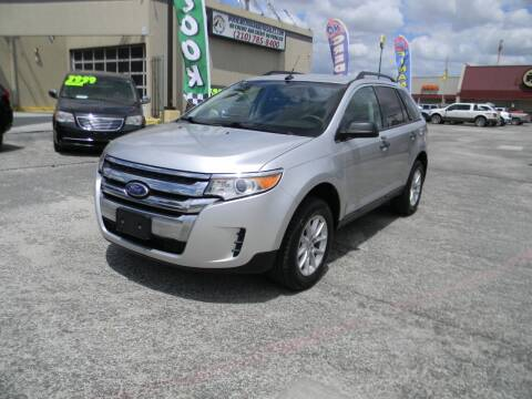 2013 Ford Edge for sale at Meridian Auto Sales in San Antonio TX